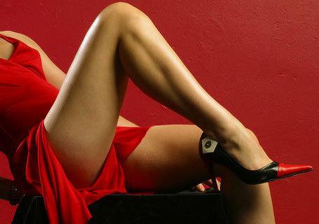 les femmes en rouge