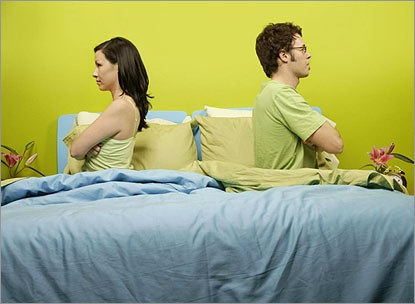 Les relations durables éloignent les partenaires